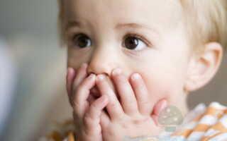 Проявление молочницы во рту у грудничков и методы лечения заболевания