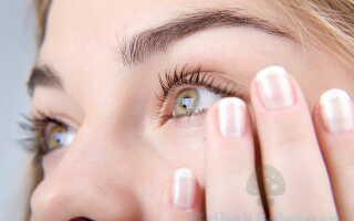 Нарушение зрения по причине грибковых заболеваний глаз