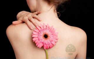 Необходимые меры для устранения грибка на теле