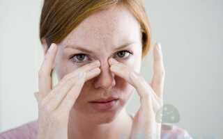 Образование грибкового гайморита в полости носа