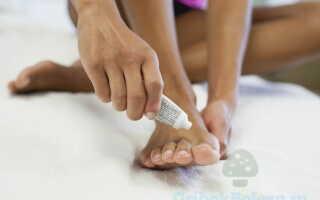 Разновидности кремов от грибка ногтей на ногах и руках