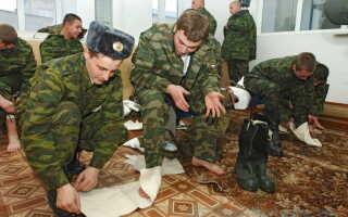 Поможем выяснить как лечат грибок ногтей в армии