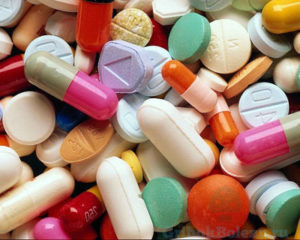 Антигрибковые препараты