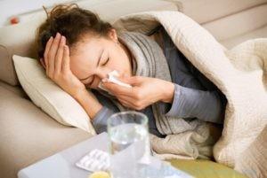 Слабость при воспалении лёгких