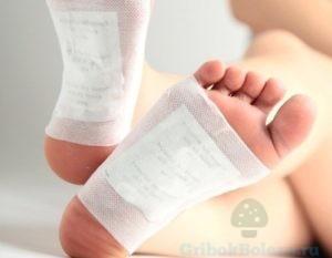 компресс ноги