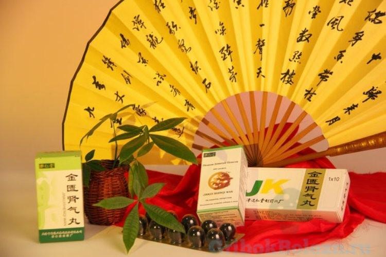 китайские препараты