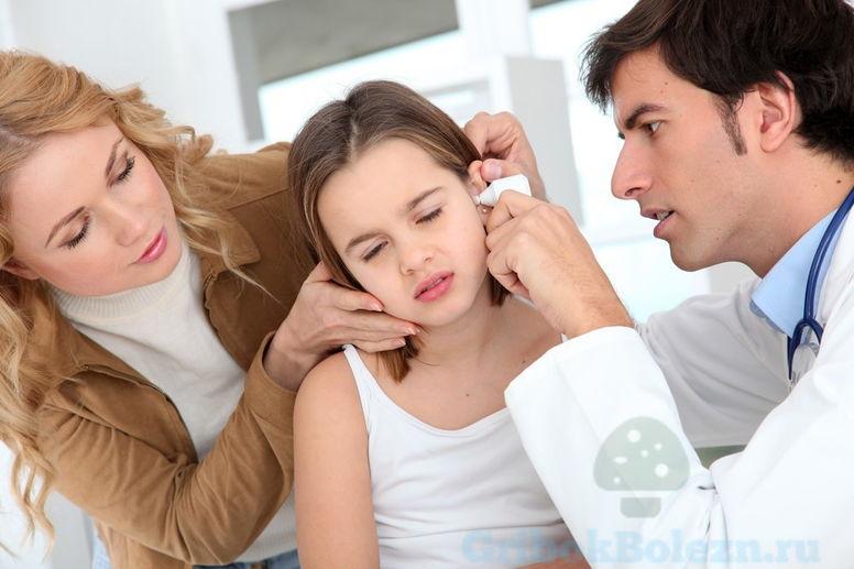 диагностика ушей