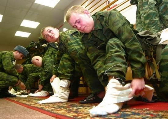 грибок ногтей в армии