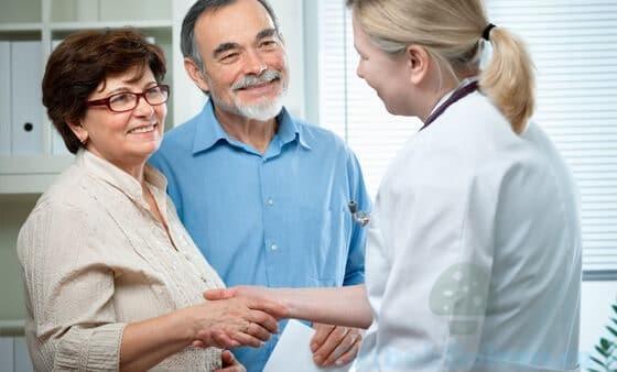 доктор и пациенты